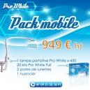 Lampe X450 +20 Kits full Pro-white