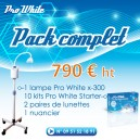 Pack Lampe X300+ 20 Kits Eco Pro-white