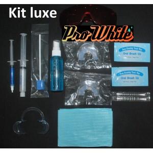 Kit luxe Pro-white